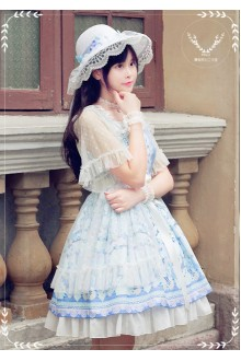 MILU Original Palace Ceremony Sweet Lolita OP Dress