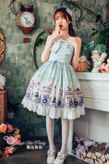 Magic Tea Party Ice Cream Party Sweet Lolita JSK 3 Colors