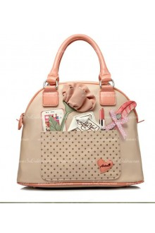 Lolita Small Fresh Pink Street Bag