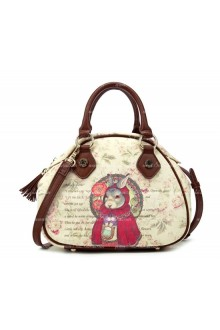 Lolita Vintage Rabbit Cartoon Lovely Bag